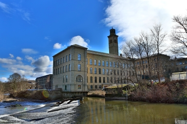 Salts Mill today