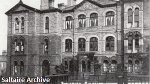 Saltaire hospital
