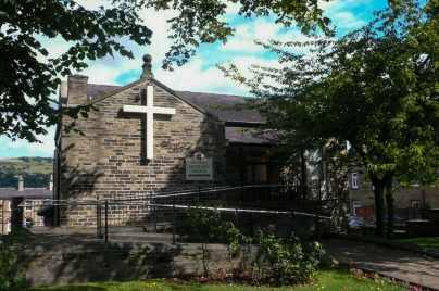 The Methodist Church today