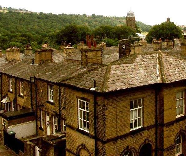 Saltaire rooftops cropped