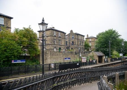 Saltaire station today