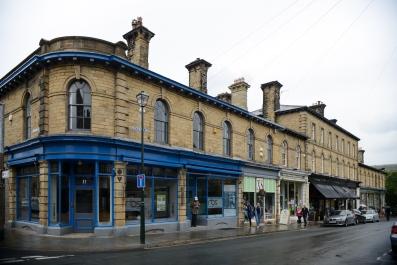 Victoria Road today